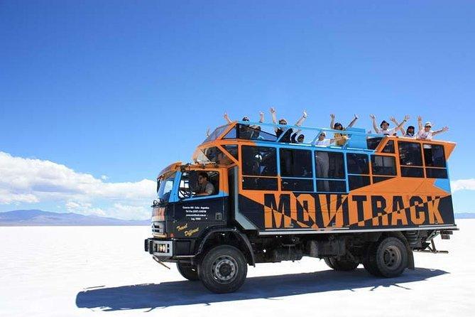 Movitrack Safari Tour to Puna, Salt Falts and Purmamarca from Salta