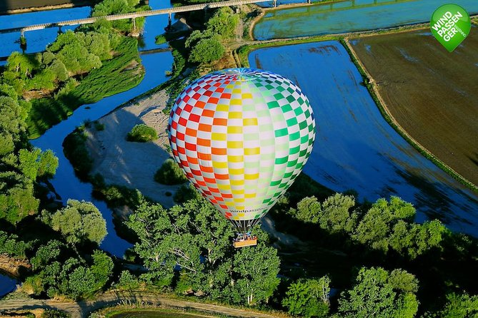 Balloon Ride with Complimentary Drink from Coruche