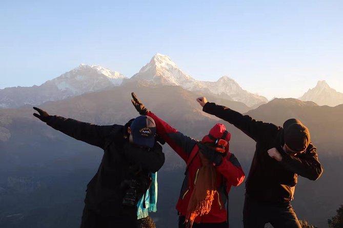 3 Days Panchase Trek | Soft Hiking in Annapurna Region - View Trekking