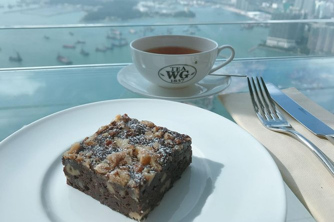 Skip the Line:sky100 Sweet Delight at Café 100 by The Ritz-Carlton,Hong Kong