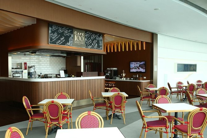 sky100 Sweet Delight at Café 100 by The Ritz-Carlton,Hong Kong