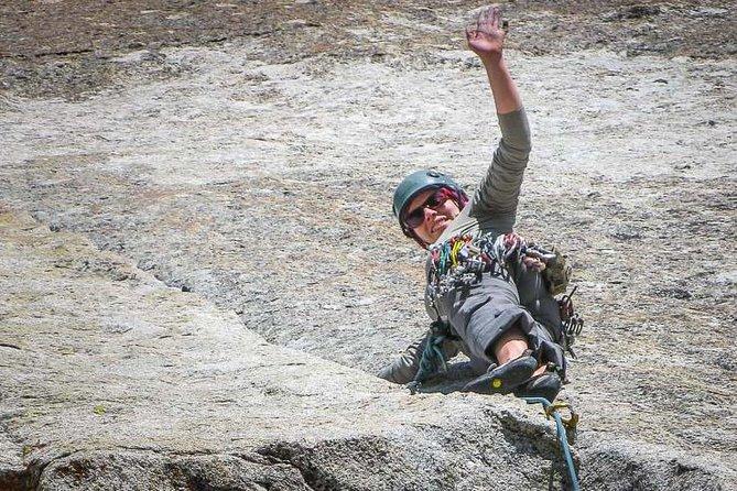 Trad Climbing Course
