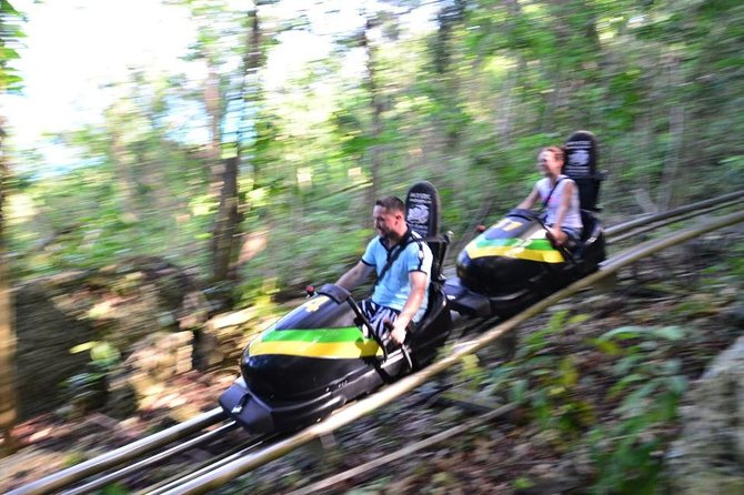 Shared Mystic Mountain Jamaica Bobsled Tour from Falmouth photo 4