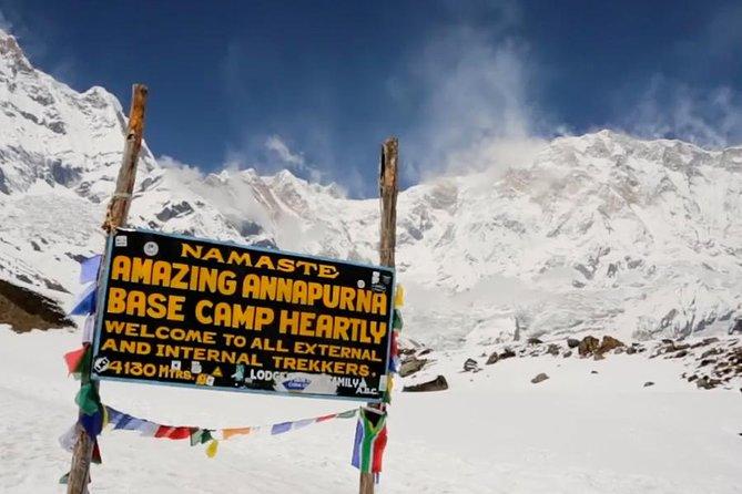Annapurna Base Camp Trek-8