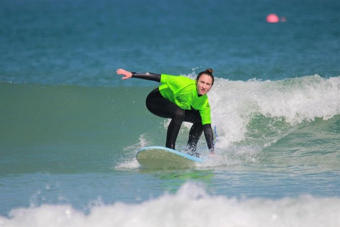 Full-Day Surf Experience in Newquay (2 x 2 hour lessons) - All Abilities Welcome
