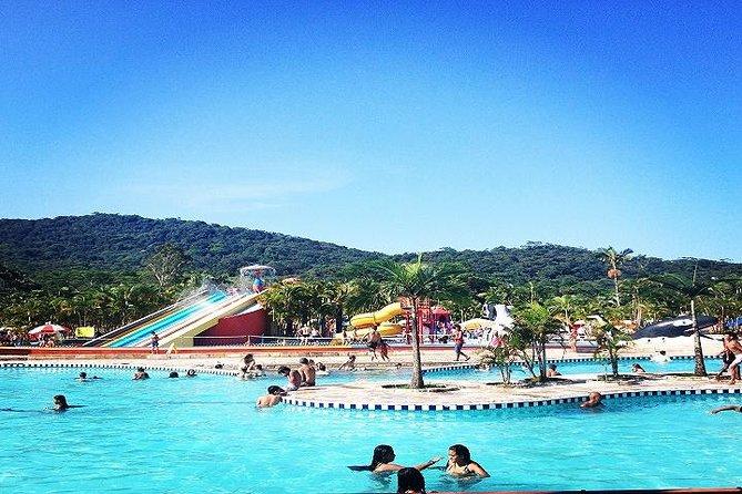 Parque Aguas Claras Admission Ticket