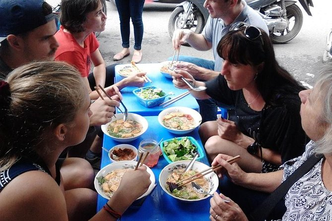 Small Group - Hanoi Food Walking Tour