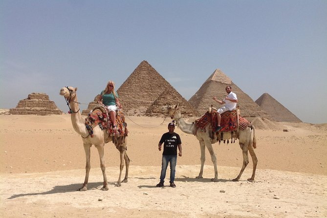 4 Days 3 Nights Egypt Holiday package Visit Best of Cairo and Luxor attractions