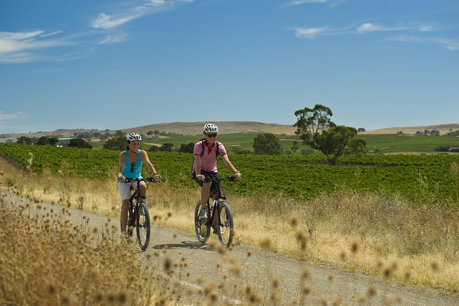 2-Night Self-Guided Clare Valley Vineyards Trail Bike Tour from Auburn