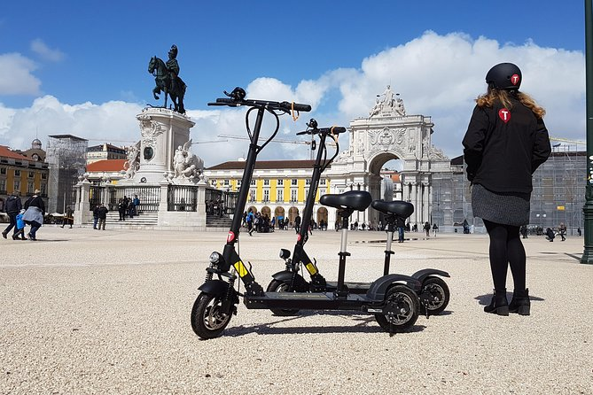 Mouraria Tour by E-Scooter in Lisbon photo 1
