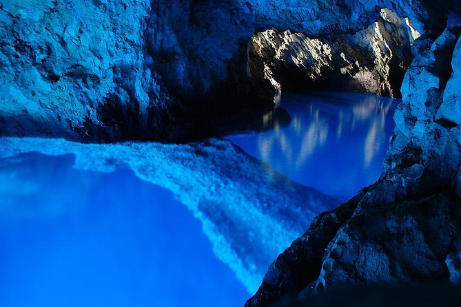 Private Blue Cave 5 Islands Tour from Trogir