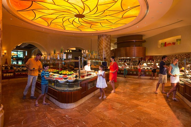 Atlantis the Palm Dinner Buffet photo 1