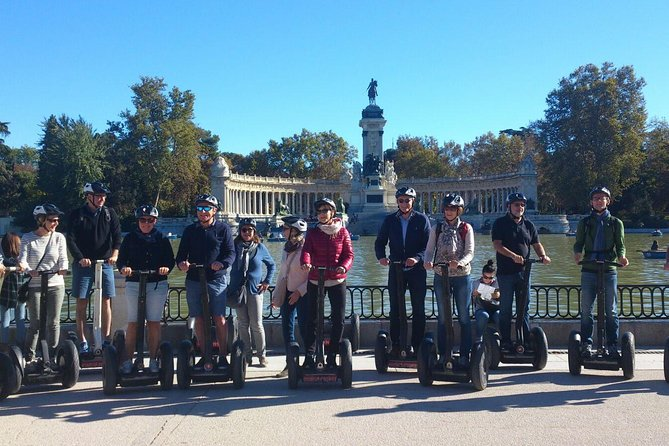 Toledo Guided Half Day and Madrid Segway Tour