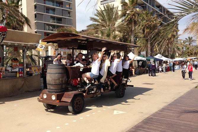 Barcelona Beer Bike Tour