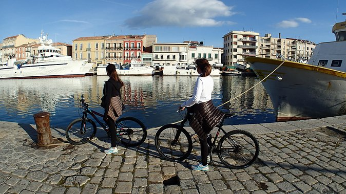 Day Bike Rental To Discover Sète