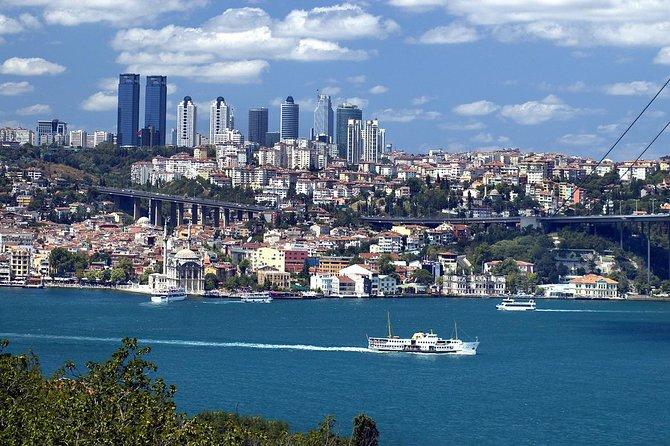 istanbul panoramic tours