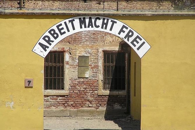 Premium Class Half Day Licensed Terezin Concentration Camp Tour