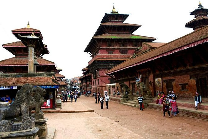 Private Full-Day Tour of Kathmandu Valley With World Heritage Temples and Patan