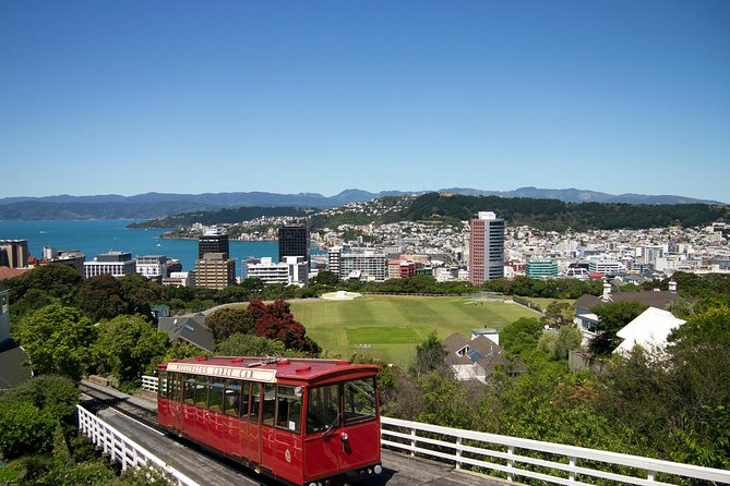Wellington Self-Guided Audio Tour