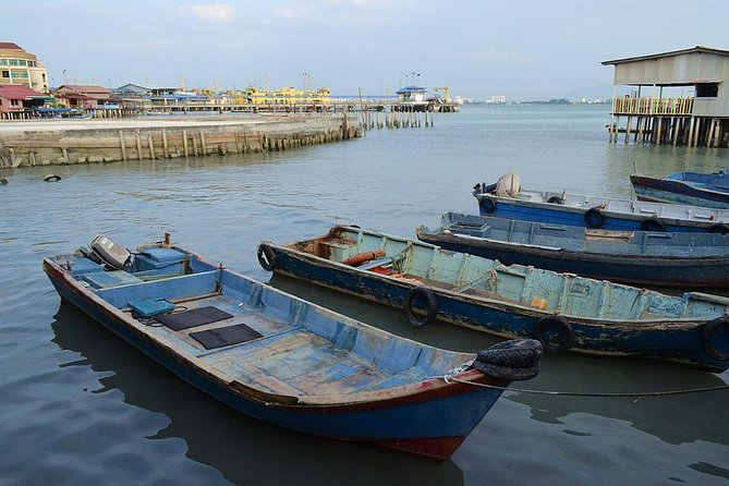 Penang Self-Guided Audio Tour