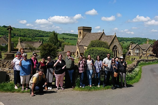 Tour of the Cotswolds from Moreton-in-Marsh