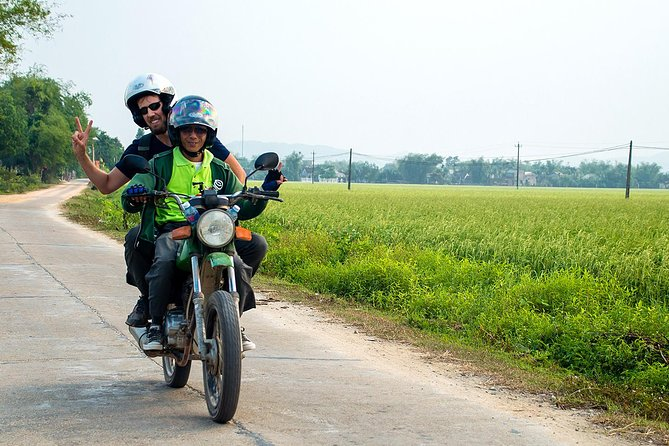 Central Vietnam Mountains and Delta Explorer Day Trip by Motorbike