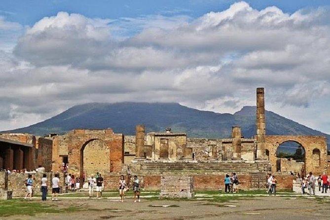 All Inclusive Pompeii Ruins Skip-The-Line Tour