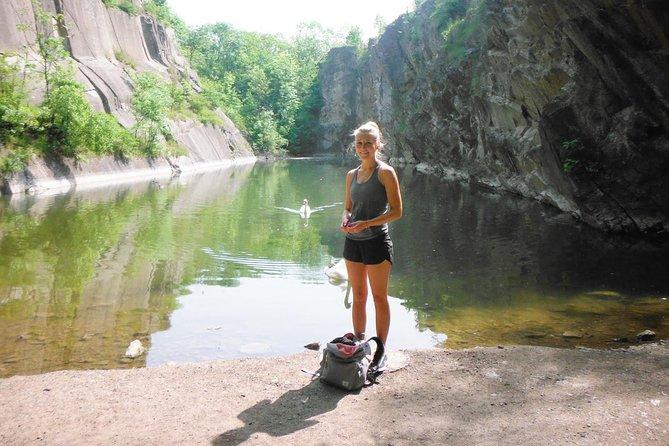The Big Karlstejn Adventure Long Walking Tour