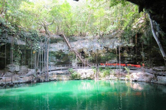 Cenote Chikin Ha Admission Ticket