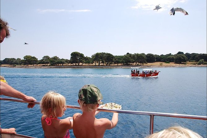 Brijuni National Park Boat Excursion from Pula. Reservation Online only!