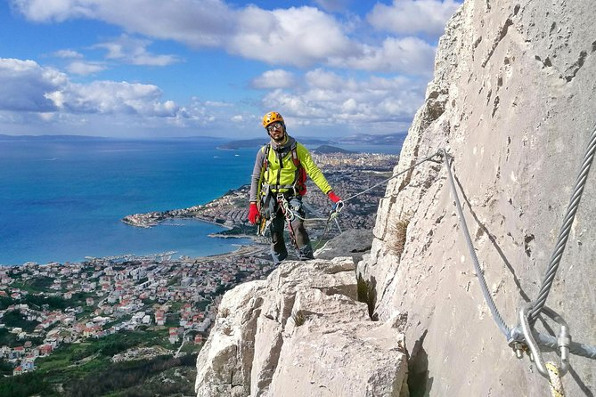 Via Ferrata Split - Perun Tour from Split
