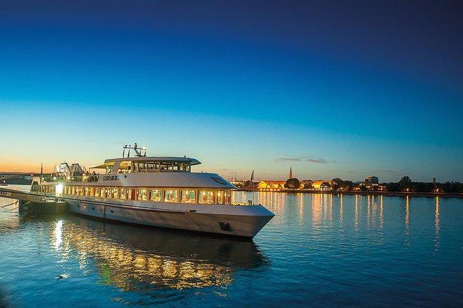 Kerstmiddag Cruise Mainz Rijn