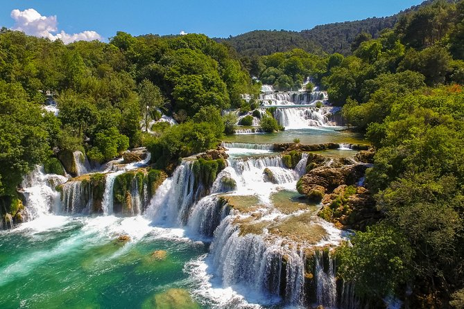 Day trip to Krka National Park