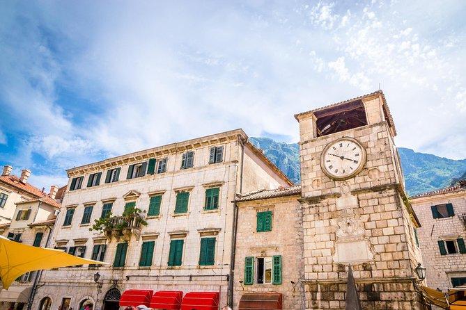 Kotor Old Town Walking Tour