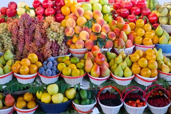 Armenian Delicious Fruits