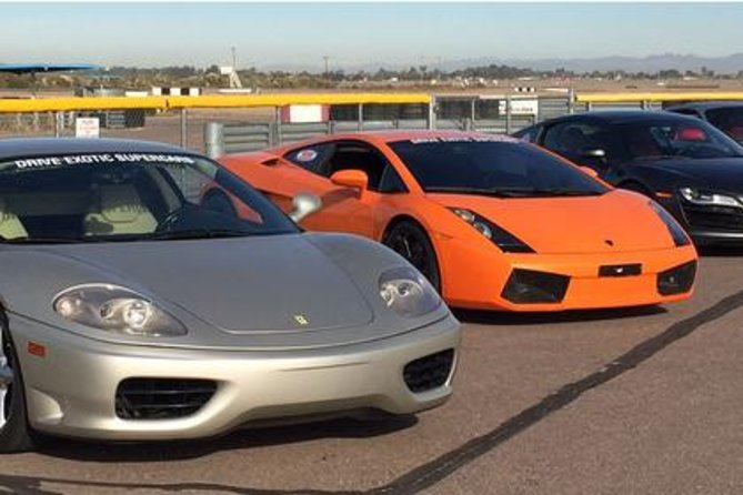 Ferrari 458 Italia Supercar Experience at Grandsport Speedway