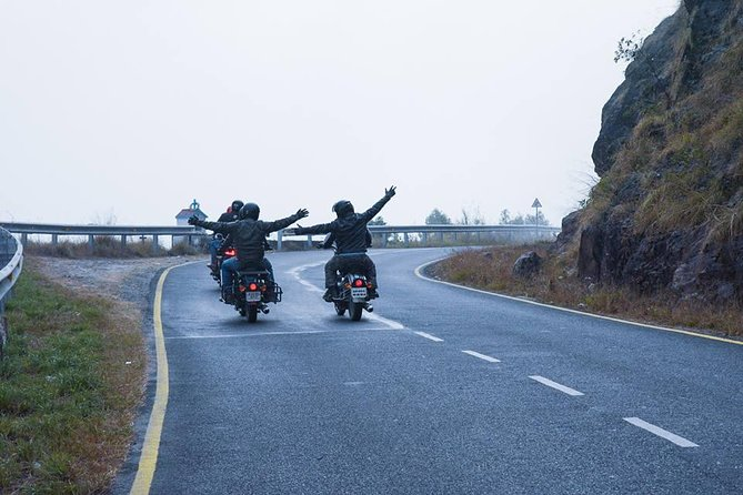 Abode of Cloud Motorcycle Tour