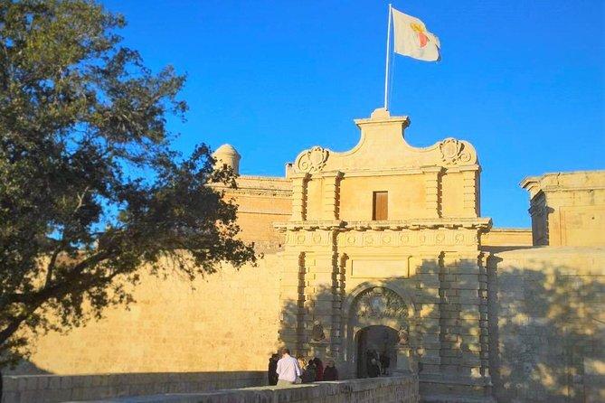 Mdina Main Gate