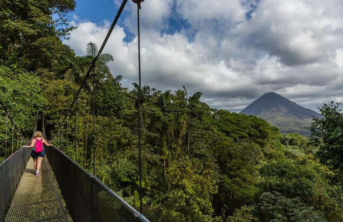 Arenal Hanging Bridges Park