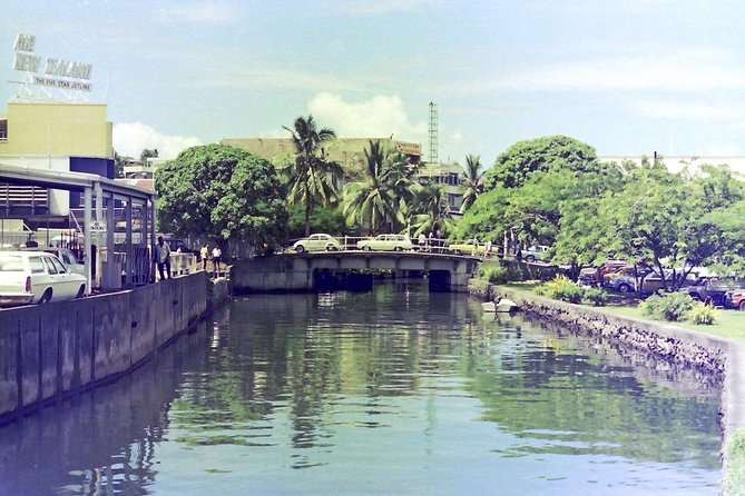 Suva Self-Guided Audio Tour