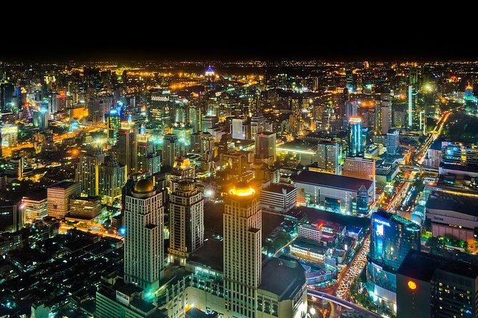 Tour de audio autoguiado de Bangkok