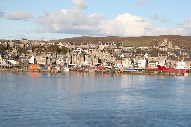 Lerwick Self-Guided Audio Tour