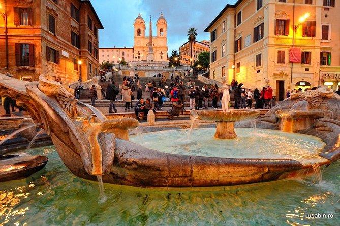 Rome Self-Guided Audio Tour