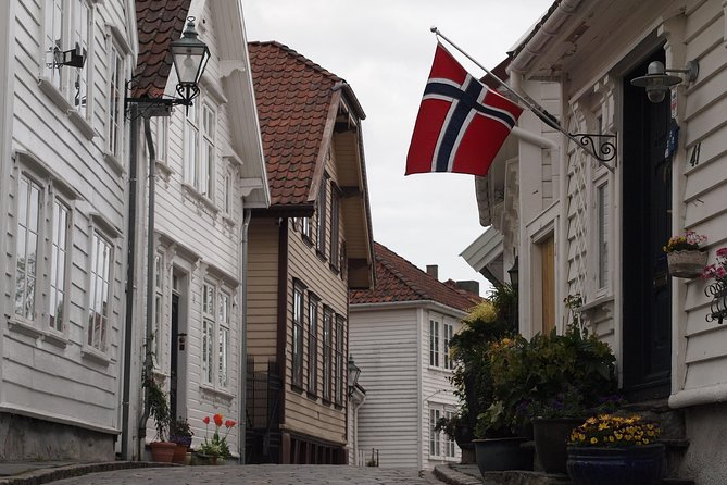 Stavanger Self-Guided Audio Tour