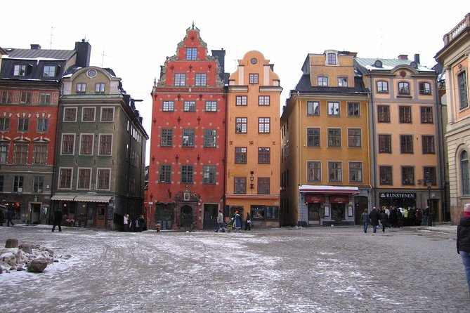 Stockholm Self Guided Audio Tour