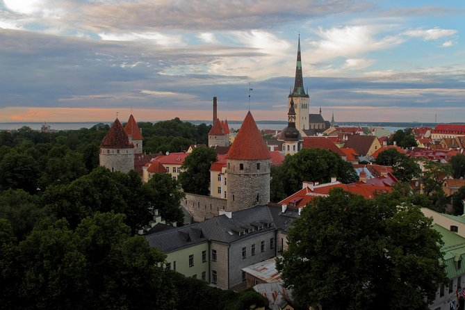 Tallinn Self-Guided Audio Tour