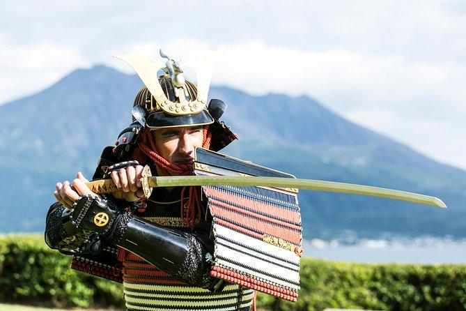 Shimadzu Clan Samurai Warrior Experience in Kagoshima