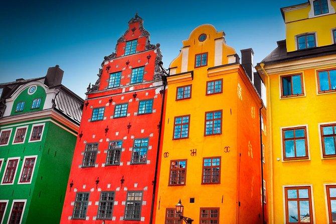 Excursión al Casco antiguo de Estocolmo