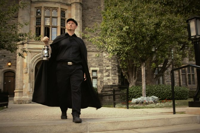 University of Toronto Ghost Walking Tour