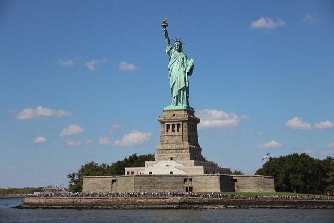 Tour de día completo por la ciudad de Nueva York desde Boston
